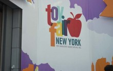 U.S. Toy Industry Association (TIA) @ its 114th North American Int'l Toy Fair-NYC 2017