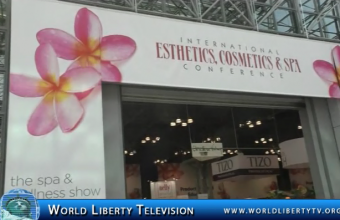 International Esthetics Cosmetics and Spa Show at New York Javits  Center-2017