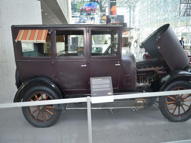 Former Presidents car