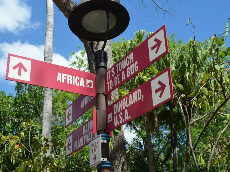 Directions to Disney Animal Kingdom Parks