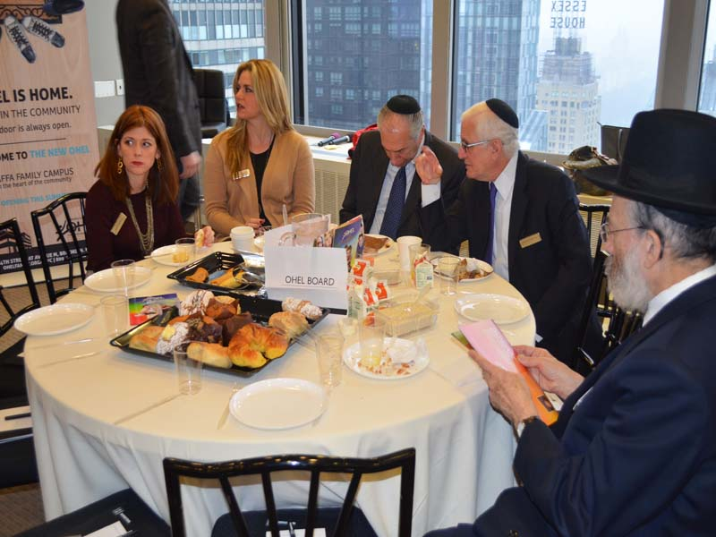 OHEL Kosher Breakfast