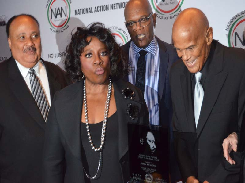 Harry Belafonte Entertainment ICON