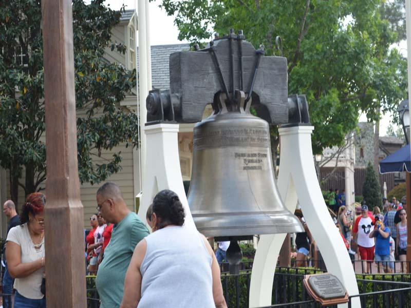 Famous Bell in USA