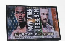 "Floyd ""Money "" Mayweather VS Conor McGregor  Mega Boxing  Fight -2017"