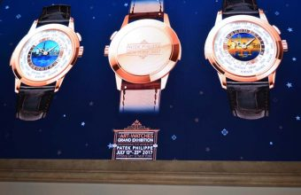 Patek Philippe presents- The Art of Watches Grand Exhibition New York-2017