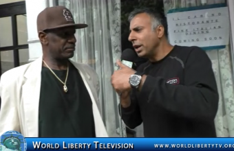 Exclusive interview with Michael Spinks Former Light Heavyweight & Heavyweight champ-2017