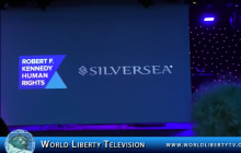 Robert F. Kennedy Human Rights Gala at  Silversea Cruise line-2017