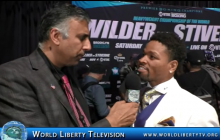 "Interview with  former welterweight champ ""Showtime"" Shawn Porter-2017"