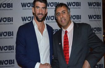 Michael Phelps Greatest Olympian of all time Speaking at WOBI-2017