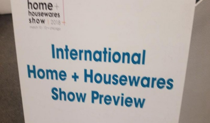 The Int'l Housewares Associations 2018 Show Preview NYC