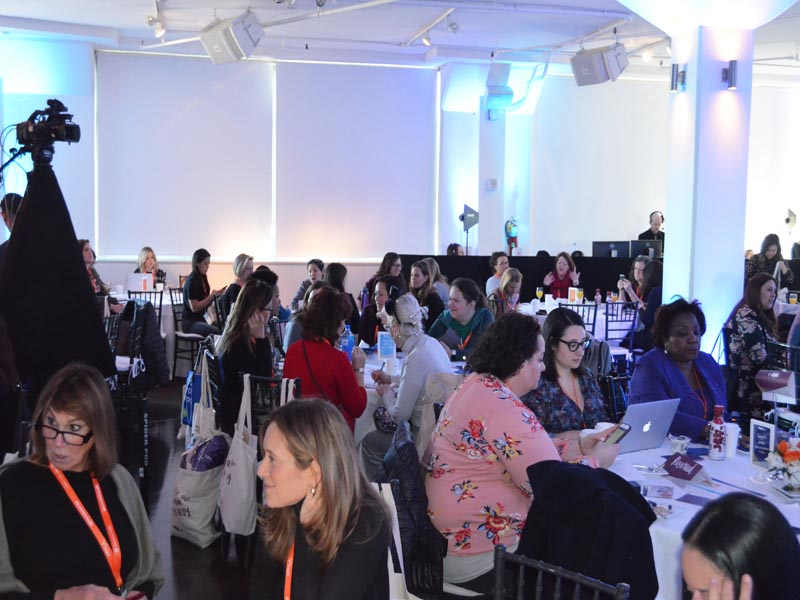 500 women in attendance at BLOG Her Conf 2018