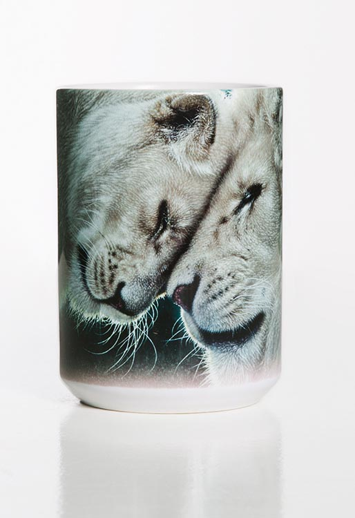 Animal Printed Mugs