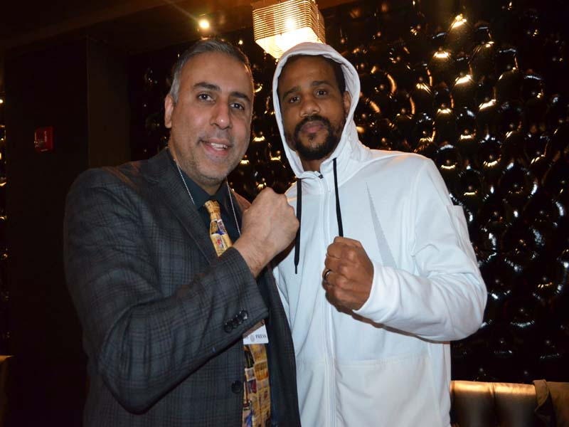 IBF Super middleweight Contender
