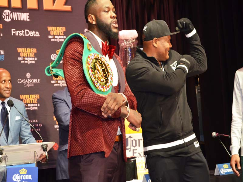 WBC World Heavyweight Boxing Championship